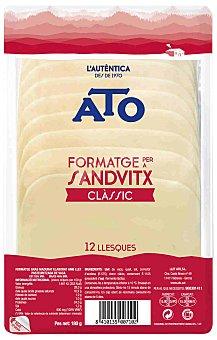 Ato Ato Queso Sandwich Lonchas 180 g