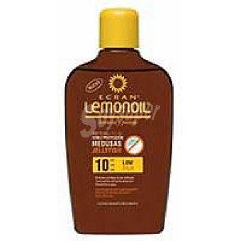 ECRAIN Lemonoil aceite solar gel antimedusas F10 Bote 200 ml