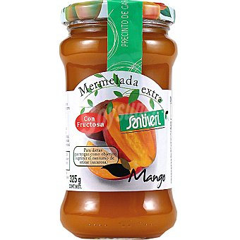 Santiveri Mermelada de mango extra sin fructosa Envase 325 g