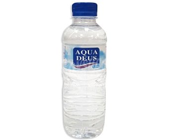 Aquadeus Agua mineral sin gas 33 Centilitros
