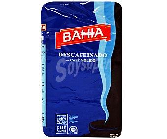 Bahia Café molido descafeinado natural 250 gramos