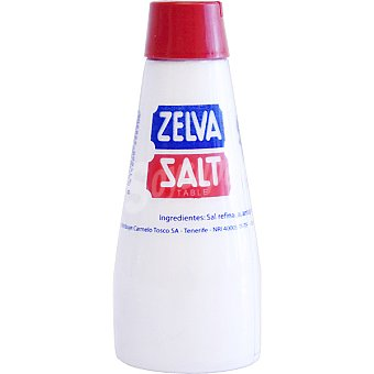 Zelva sal fina bote 250 g Bote 250 g