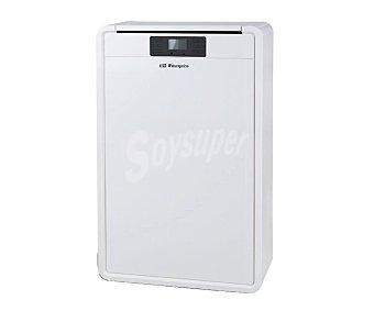 Orbegozo Aire acondicionado portátil con bomba de calor ADR 125, clase energética (frío/calor) a/a+, 3.000 frig/h, 2.500 Kcal/h, temporizador. (aprox. 29m²) clase energética (frío/calor) a/a+, 3.000 frig/h, 2.500 Kcal/h, temporizador. (aprox. 29m²)