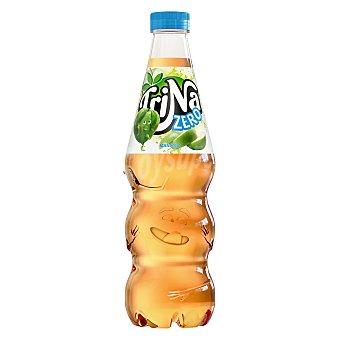 Trina Refresco de manzana sin gas y sin azúcares añadidos Botella 1,5 Litros