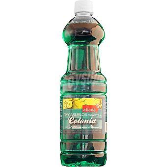 Aliada Friega suelos con aroma a colonia Botella 1,5 l