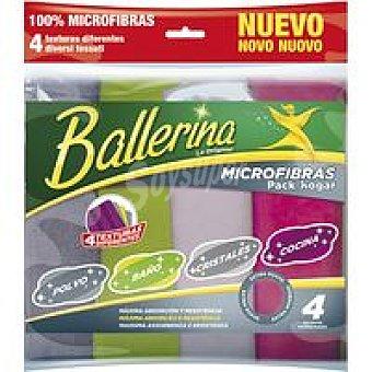 Ballerina Bayetas Microfibr 4u