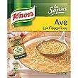 Sopa de ave con fideos finos Sobre 61 g Knorr