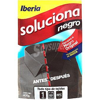 Iberia Recupera el negro original Bolsa 400 g