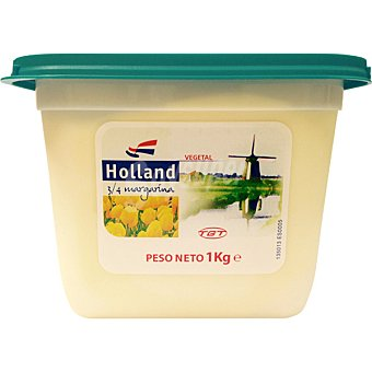 Holland Margarina vegetal Tarrina 1 kg