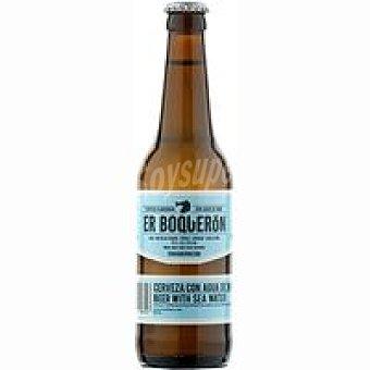 BOQUERÓN Cerveza Botellín 33 cl