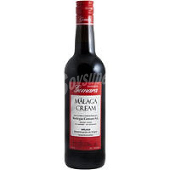Gomara Vino Málaga Cream Botella 75 cl