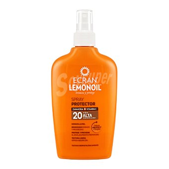 Ecran Aftersun Spray solar FP 20 Lemonoil 200 ml
