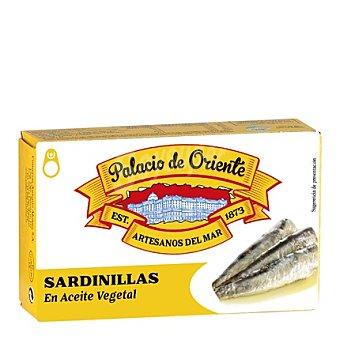 Palacio de Oriente Sardinillas en aceite vegetal 60 g