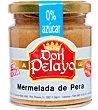 Mermelada de pera sin azúcar 275 g Don Pelayo
