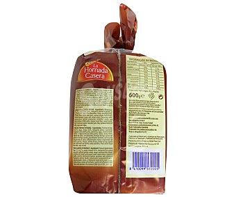 La Bella Easo Pan de molde integral 600 gramos