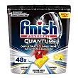 Lavavajillas máquina Quantum Ultimate 48 uds. 600 g Finish Powerball