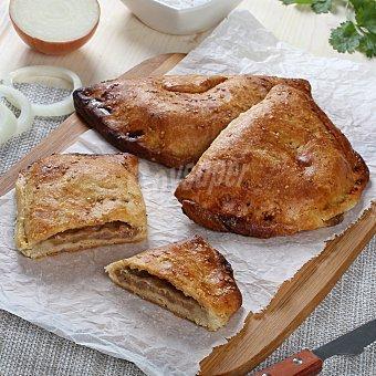 Carrefour Empanadilla de pollo al curry Envase de 3 ud