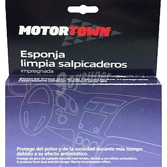 MOTORTOWN Esponja limpia salpicaderos, protege del polvo y de la suciedad durante más tiempo debido a su efecto antiestático