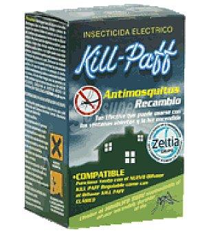 Kill-Paff Insecticida eléctrico líquido antimosquitos 33 ml