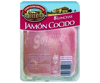 Casa Tarradellas Jamón Cocido para Sándwich Sobre 150 Gramos