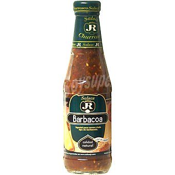 J.R. Suárez Salsa barbacoa Botella 285 ml