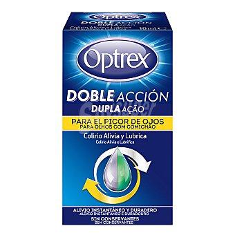 Optrex Colirio alivia y lubrica para el picor de ojos 10 ml