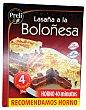 Lasaña boloñesa 4 raciones congelada Paquete 1100 g Preli