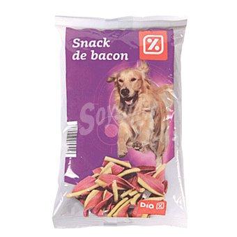 DIA Snack para perros bacon Bolsa 250 gr