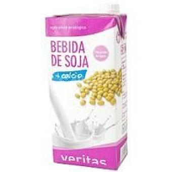 Veritas Bebida de Soja con Calcio Brik 1 litro