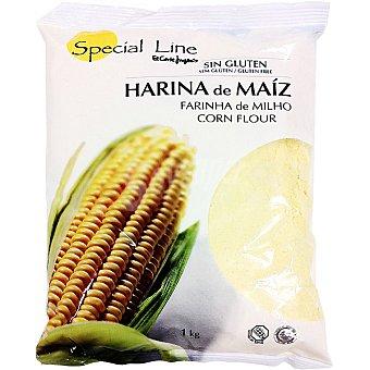 Special Line Harina de maíz sin gluten Bolsa 1 kg