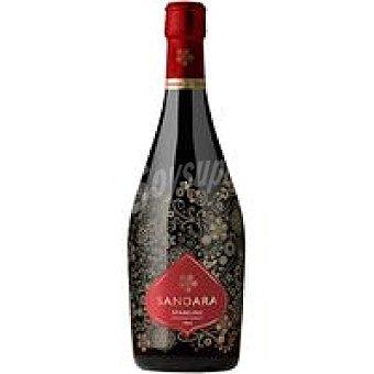 Sandara Vino Tinto Espumanti Botella 75 cl