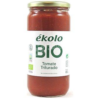 Ékolo Tomate triturado Bio Frasco 660 g