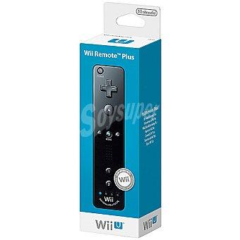 Wii U Mando de control Remote Plus en color negro para Wii U y Wii