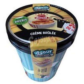 AGOUR Helado de natilla Doncel Tarrina 550 ml
