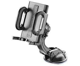 Cellular Line Soporte brazo largo de smartphone universal para coche fijación ventosa. (teléfono no incluido)