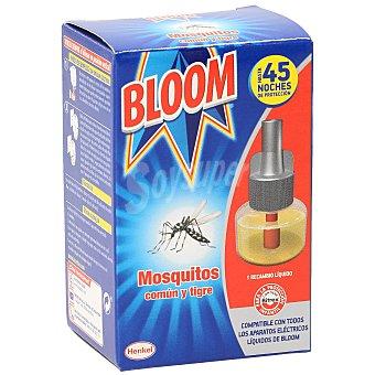 Bloom Insecticida eléctrico anti mosquitos recambio 1 ud 1 unidad