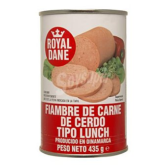 Royal Dane Carne tipo lunch 435 g