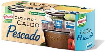 Knorr Cacitos de pescado Paquete 4 dosis