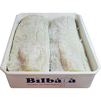 BILBASA Lomos de bacalao salado extra kg