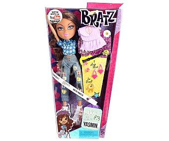 BRATZ Tape Fashion Muñeca con accesorios Tape Fashion, BRATZ.