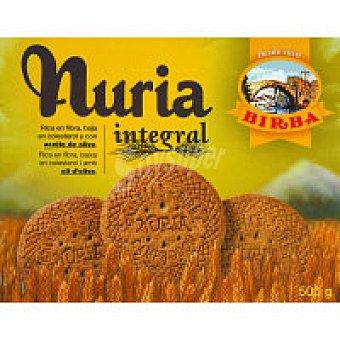 Birba Galletas integrales Nuria Caja 500 g