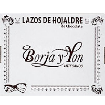 BORJA&YON Lazo de chocolate 1 kg