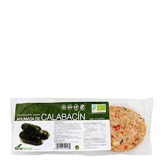 Soria Natural Hamburguesa de tofu ahumada con calabacín ecológica 160 g