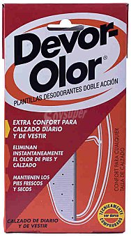 Devor-olor Plantillas normal Pack 1