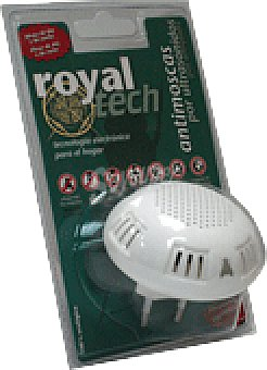 Antimoscas royaltech ultrasonidos 1 UNI