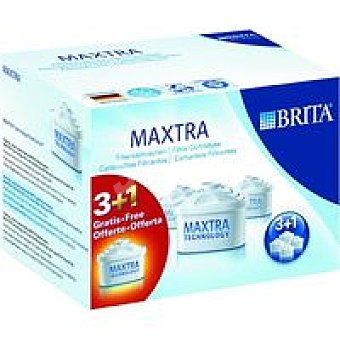 Cartuchos Maxtra Pack 3+1