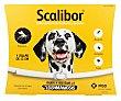 Collar antiparasitario para perros 65 cm 1 ud Scalibor