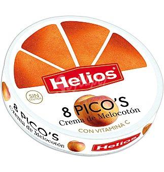 Helios Picos de melocotón Caja 170 g
