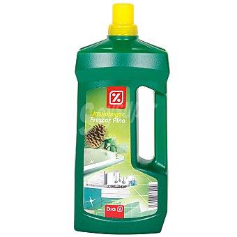 DIA Limpiador pino amoniacal botella 1.5 lt 5 lt