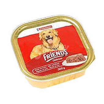 Eroski Delicias de buey Friends Tarrina 300 g